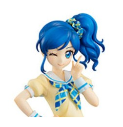 Lucrea Aikatsu! - Aoi Kiriya Blue Stage Coordination 1/7
