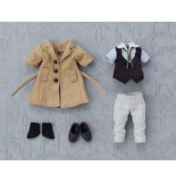 Bungo Stray Dogs - Nendoroid Doll: Outfit Set (Osamu Dazai)