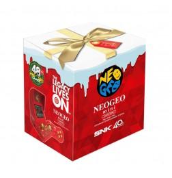 Neo Geo Mini Christmas Edition