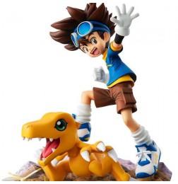 Digimon Adventure - G.E.M Series Yagami Taichi & Agumon 20th Anniversary