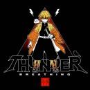 Kimetsu no Yaiba: Demon Slayer - Agatsuma Zenitsu T-shirt