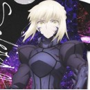 Fate/Stay Night Heaven's Feel - Saber Alter Double-Sided Full Graphic T-shirt