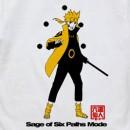 Naruto Shippuden - Naruto Sage of Six Paths Mode T-shirt