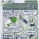Dumbbell Nan Kilo Moteru? Machio's Muscle Training Course T-shirt