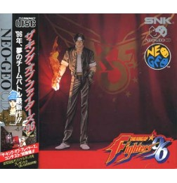 NG CD - THE KING OF FIGHTERS '96