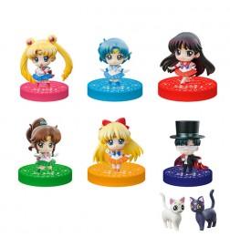 Petit Chara! Sailor Moon Puchitto Oshioki yo! Part 2020 ver. (box of 6)
