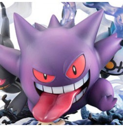 Pokemon - G.E.M EX Series Pokemon Big Gathering of Ghost Types!