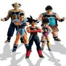 HG Dragon Ball Z Bardock Team (set of 6)