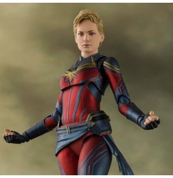 S.H Figuarts Captain Marvel (Avengers : Endgame)