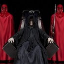 S.H Figuarts Emperor Palpatine -Death Star II Throne Room Set- (STAR WARS : Return of the Jedi)