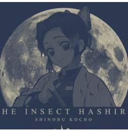 Kimetsu no Yaiba: Demon Slayer - The Insect Pillar Shinobu Kocho T-shirt