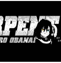 Kimetsu no Yaiba: Demon Slayer - The Serpent Pillar Obanai Iguro T-shirt