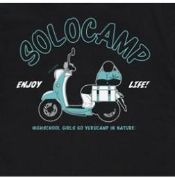 Yuru Camp - Shima Rin's Scooter T-shirt