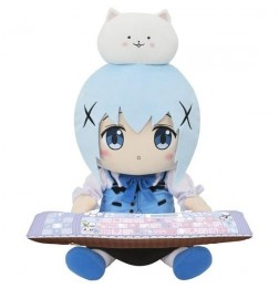 Is the Order a Rabbit? Chino PC Cushion