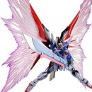 Gundam Seed Destiny - Metal Robot Damashii (Side MS) Wing of Light & Effect Set For Destiny Gundam