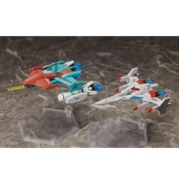 Galaxian/Galaga - Figma Galaxian Galaxip GFX-D001a / Galaga Fighter GFX-D002f