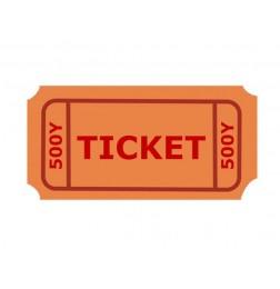 Ticket de service de reexpedition