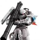 Gundam - Robot Damashii (side MS) MS-06R-1A Zaku II High Mobility Type Shin Matsunaga's Custom Model Ver. A.N.I.M.E.