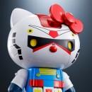 Chogokin Gundam Hello Kitty