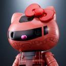 Chogokin Zaku II Char Custom Hello Kitty