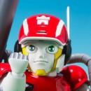 Iron Leaguer - Chogokin Magnum Ace