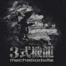 Type 3 Dragon Mechagodzilla T-shirt