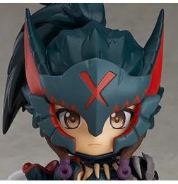 Monster Hunter World Iceborne - Nendoroid Hunter: Female Nargacuga Alpha Armor Ver.