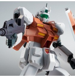 Mobile Suit Gundam 0083 : Stardust Memory - Robot Damashii (side MS) RGM-79 Powered GM ver. A.N.I.M.E.