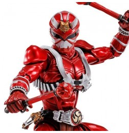 Kamen Rider Hibiki - S.H. Figuarts Kamen Rider Hibiki Kurenai