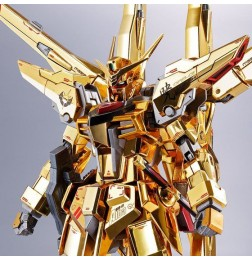 Gundam Seed Destiny - Metal Robot Damashii (Side MS) Akatsuki Gundam (Shiranui Unit)