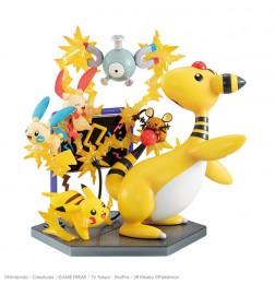 Pokemon - G.E.M EX Series Electric Type Electric power!