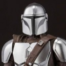 STAR WARS: The Mandalorian - S.H. Figuarts The Mandalorian (Besker Metal Armor Ver.)