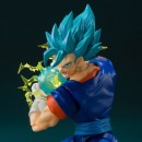 Dragon Ball Super - S.H. Figuarts Super Saiyan God Super Saiyan Vegito -Super-