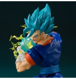 Dragon Ball Super - S.H. Figuarts Super Saiyan God Super Saiyan Vegito -Super-