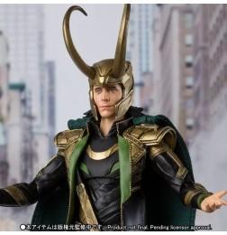 Avengers - S.H. Figuarts Loki