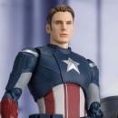 S.H Figuarts Captain America - CAP Vs. CAP Edition - (Avengers : Endgame)