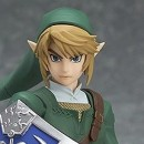 The Legend of Zelda - Figma Link Twilight Princess ver. (reedition)