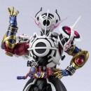 Kamen Rider Build - S.H. Figuarts Kamen Rider Evol Blackhole Form (Phase 4)