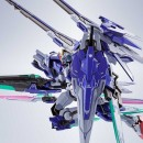 Gundam 00 - Metal Robot Damashii (Side MS) 00 XN Raiser + Seven Sword + GN Sword II Blaster Set