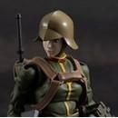 G.M.G. (Gundam Military Generation) Mobile Suit Gundam Zeon Army Normal Soldier 03