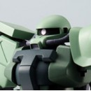 Mobile Suit Gundam 0083 : Stardust Memory - Robot Damashii (side MS) MS-06F-2 Zaku II Model F2 ver. A.N.I.M.E.