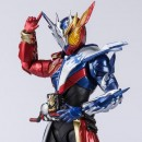 Kamen Rider Build the Movie: Be the One - Kamen Rider OOO - S.H. Figuarts Kamen Rider Build Cross-Z Build Form