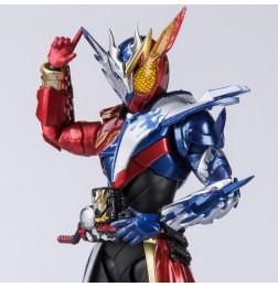 Kamen Rider Build the Movie: Be the One - Kamen Rider OOO - S.H. Figuarts Kamen Rider Build Cross-Z Build Form