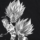 Dragon Ball Z - Father and Son Kamehameha All Print T-shirt