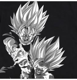 Dragon Ball Z - Father and Son Kamehameha All Print T-shirt