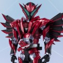 Kamen Rider Zero-One - S.H. Figuarts Kamen Rider Jin Burning Falcon