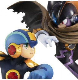 Game Characters Collection DX Rockman EXE Rockman vs Forte