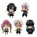 Demon Slayer: Kimetsu no Yaiba Tanjiro and the Pillars Mascot Set B