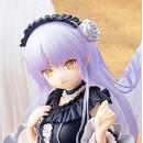 Angel Beats ! Tachibana Kanade Key 20th Anniversary Gothic Lolita Ver.