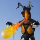 Ultraman - S.H. Figuarts Zetton Trillion Degree Fireball Ver.